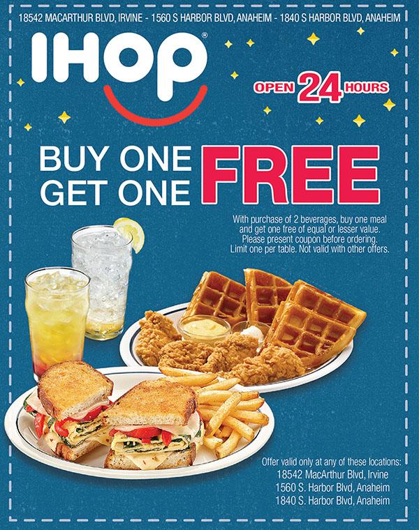 Ihop Deals Today